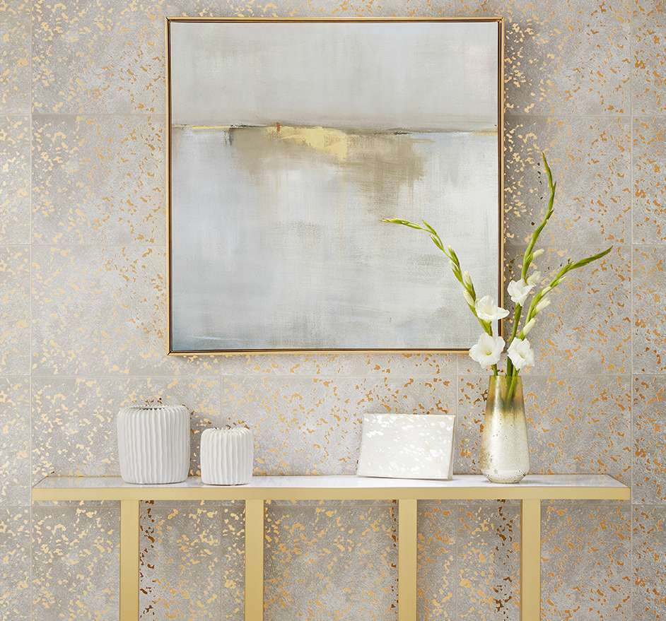 Annie Selke Tile Shop Glam Collection