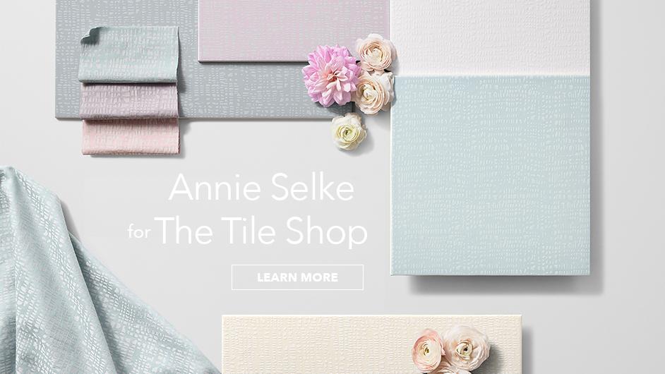 Annie Selke Tile Shop Collection