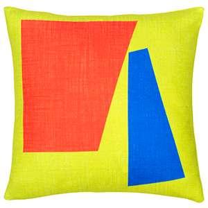 Tilt Indoor/Outdoor Decorative Pillow