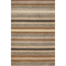 Tin Ladder Stripe Wool Woven Rug