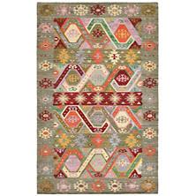Tolland Kilim  Woven Wool Rug