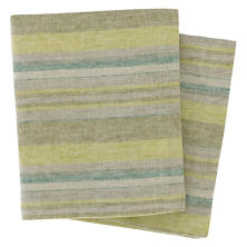 Treetop Linen Stripe Napkin