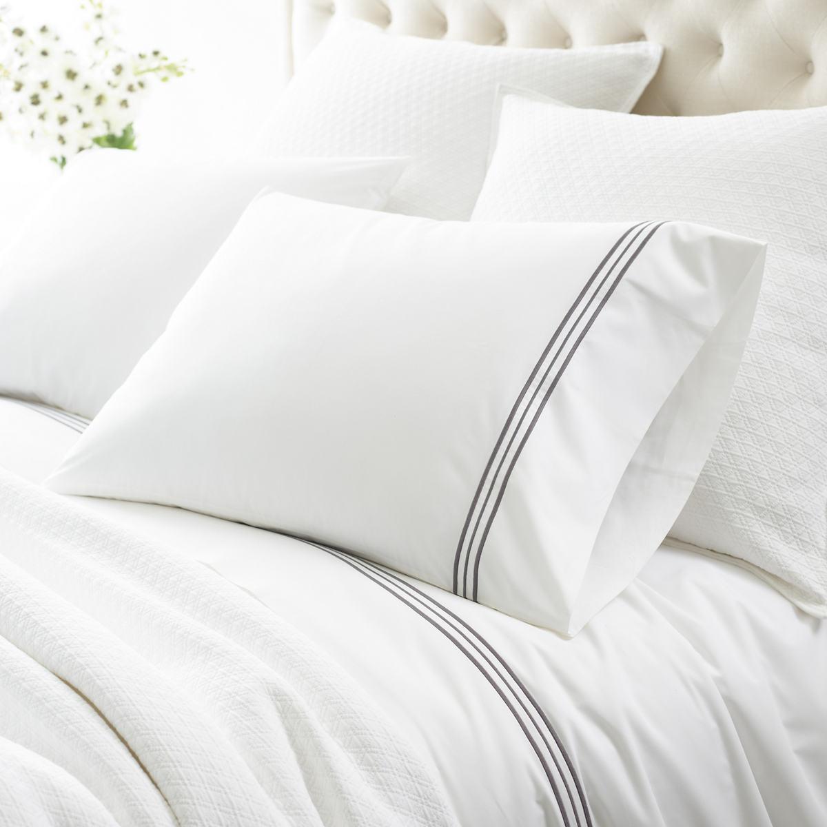 Trio Shale Pillowcases