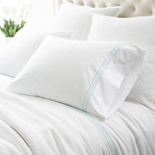 Trio Sky Pillowcases (Pair)
