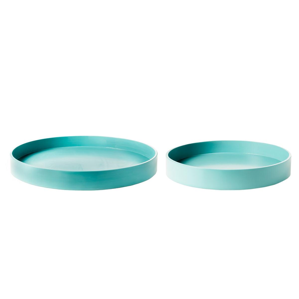 Turquoise Modular Tray