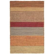 Tweed Stripe Wool Woven Rug