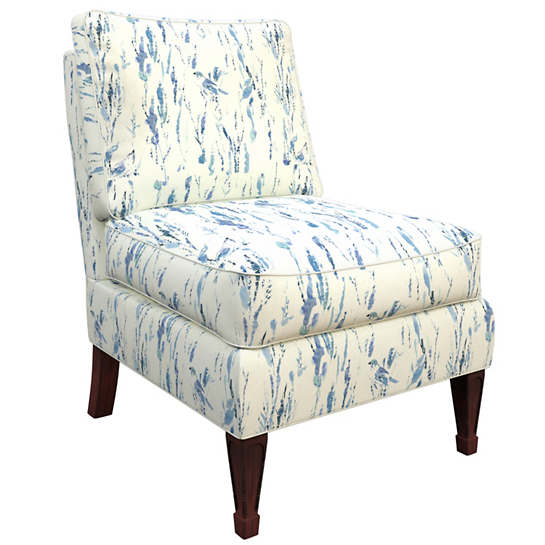 Tweet Blue Eldorado Chair