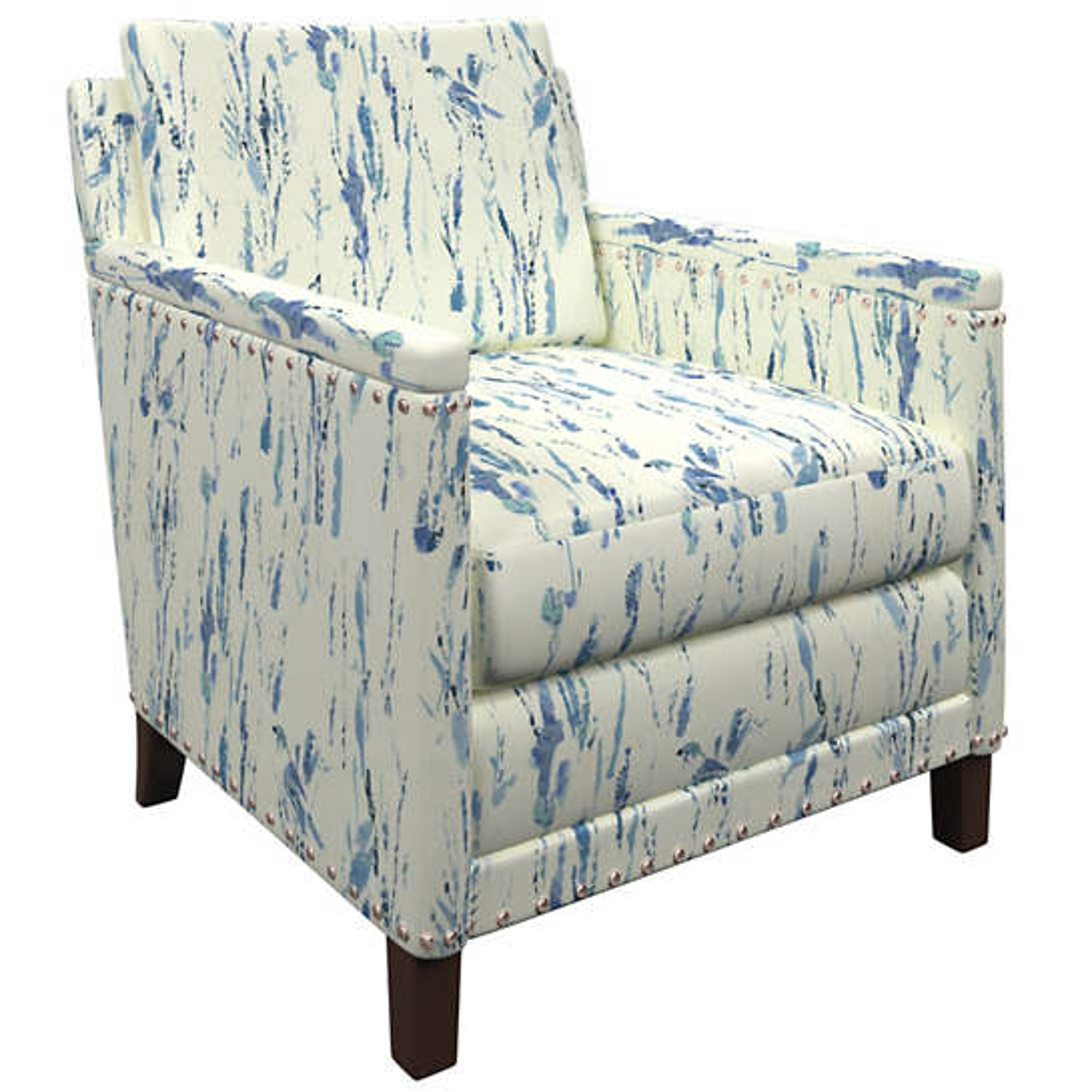 Tweet Blue Ridgefield Chair