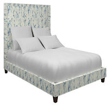 Tweet Blue Stonington Bed