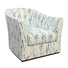 Tweet Blue Thunderbird Chair