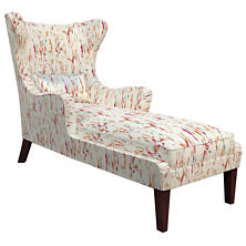 Tweet Bright Mirage Tobacco Chaise