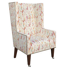 Tweet Bright Neo-Wing Chair