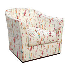 Tweet Bright Thunderbird Chair