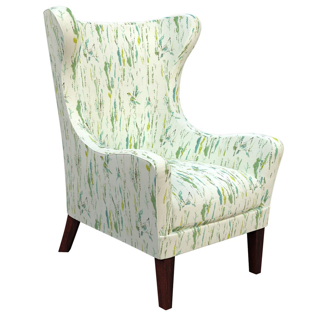 Tweet Green Mirage Tobacco Chair