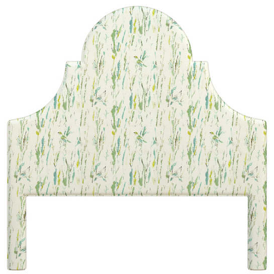 Tweet Green Montaigne Headboard