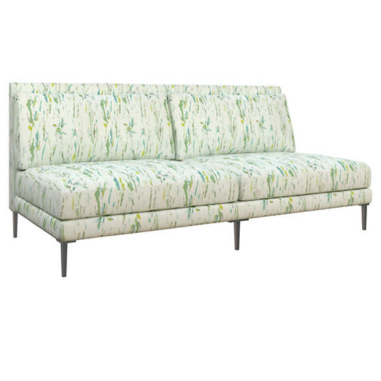 Tweet Green Portola Sofa