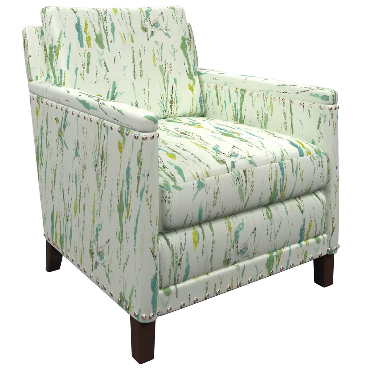 Tweet Green Ridgefield Chair