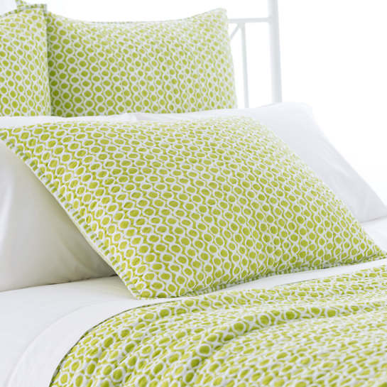 Tyler Green Quilted Sham