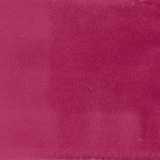 Velvesuede Magenta Ellis Chair Slipcover
