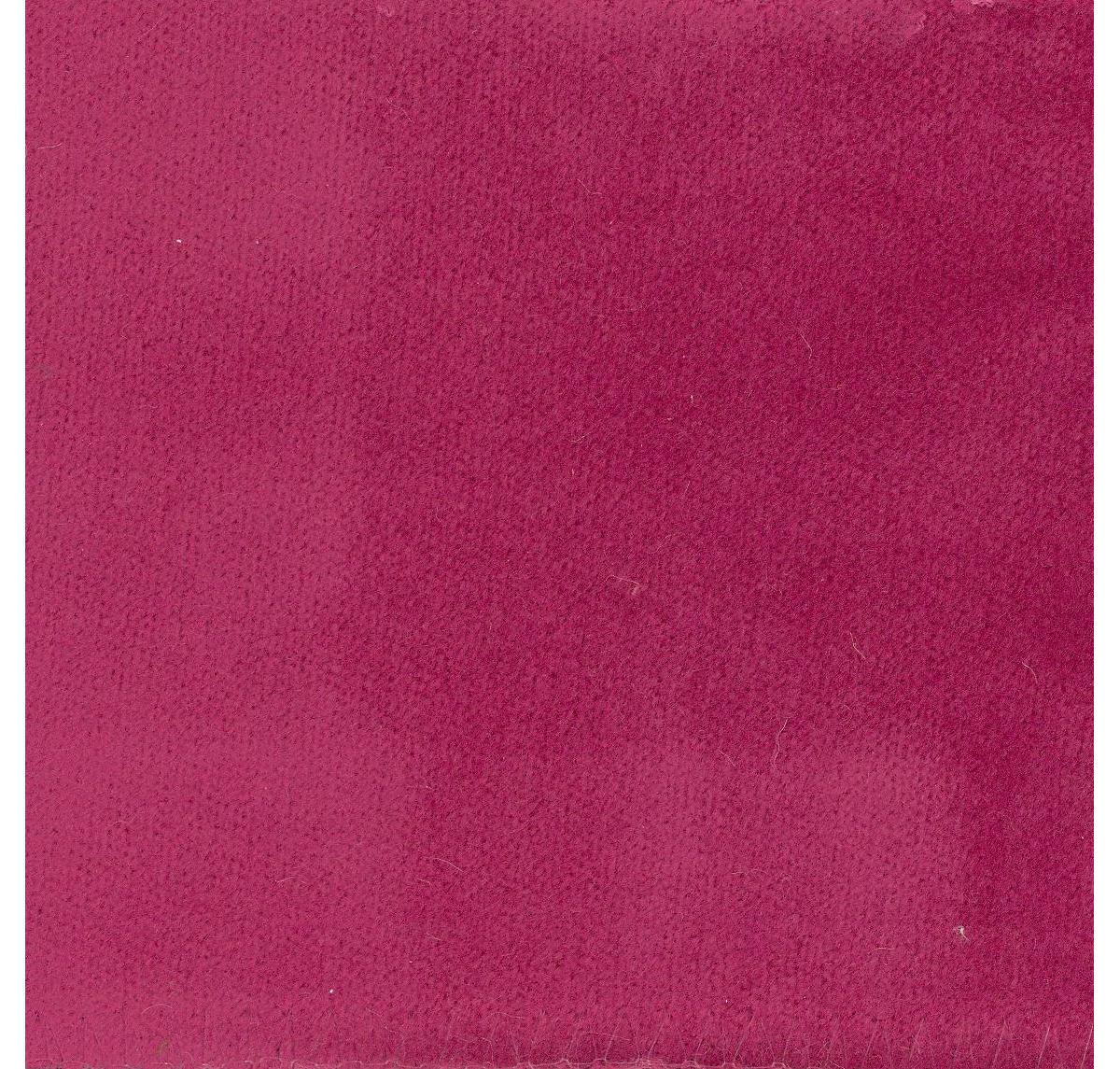 Velvesuede Magenta Fabric