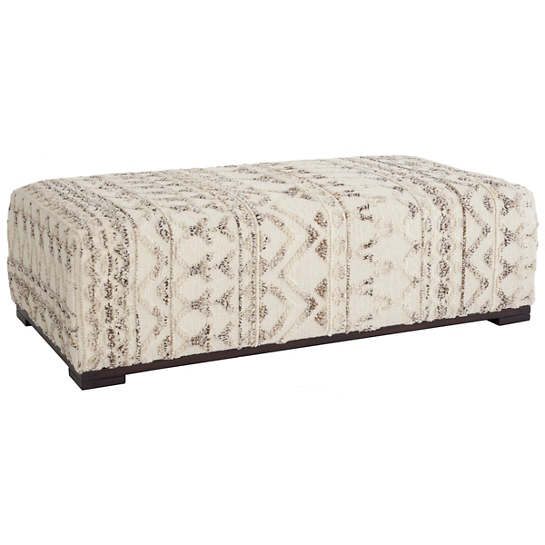 Venus Upholstered Rug Bench