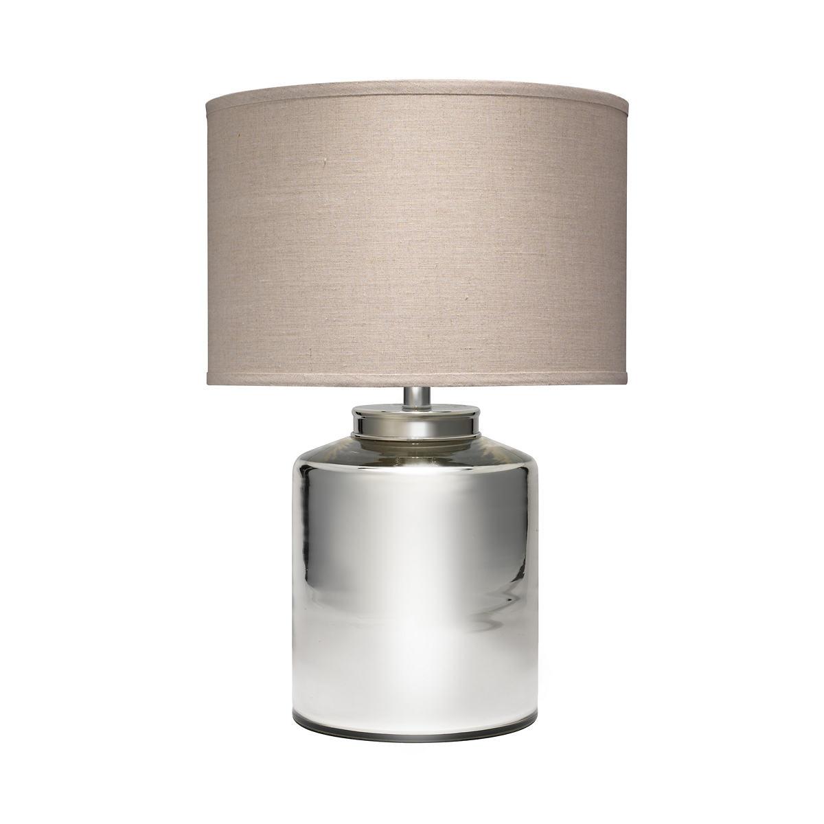Vigo Silver Table Lamp