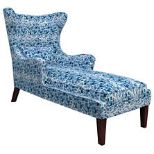 Villa Tile Blue Mirage Tobacco Chaise