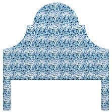 Villa Tile Blue Montaigne Headboard