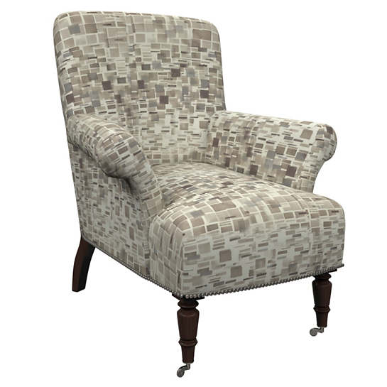 Villa Tile Natural Barrington Chair