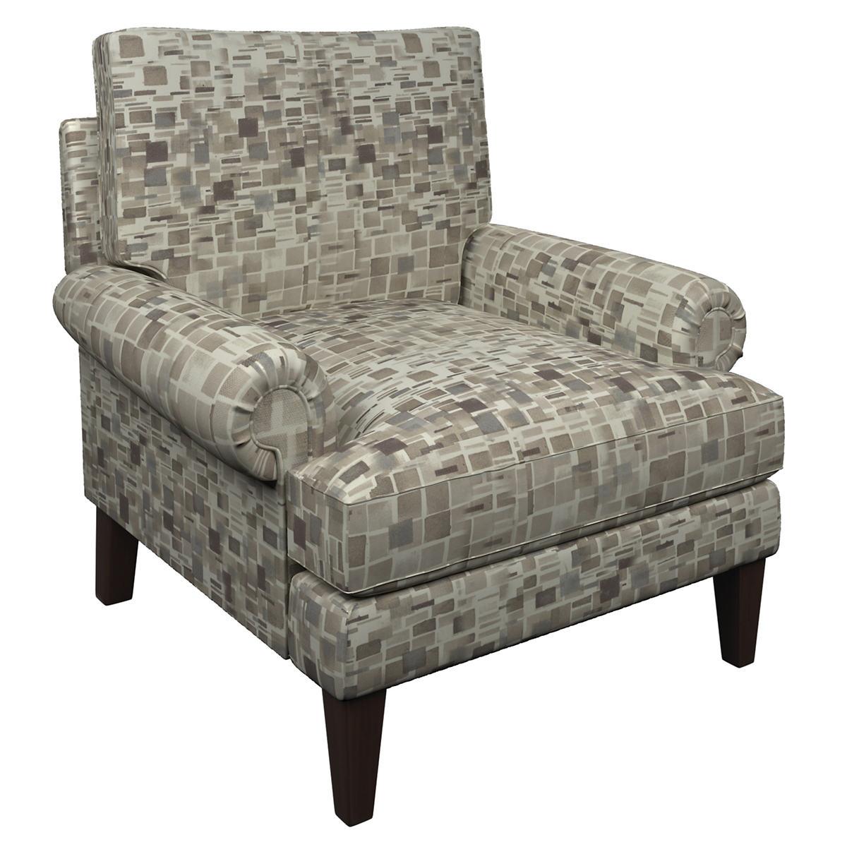 Villa Tile Natural Easton Chair
