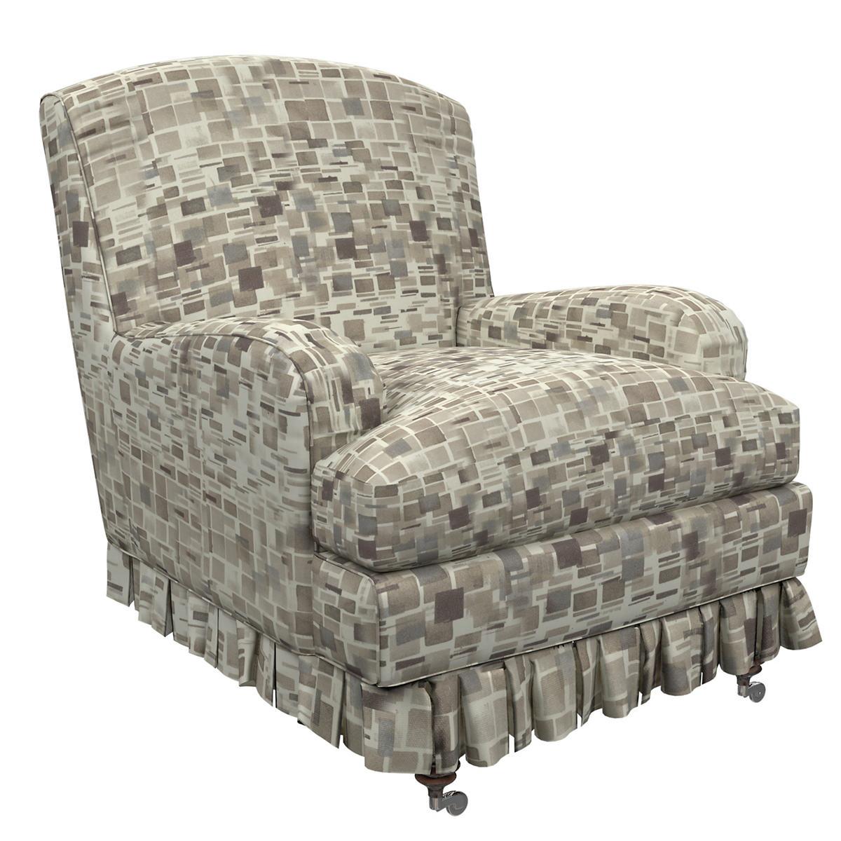 Villa Tile Natural Ellis Chair