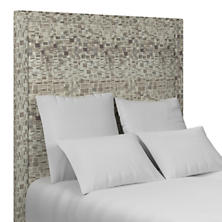 Villa Tile Natural Stonington Headboard