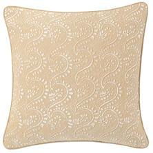 Vita Linen Semolina Decorative Pillow