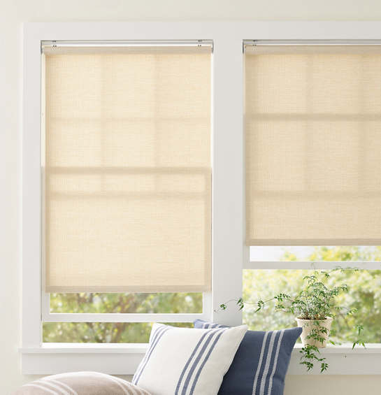 Ridge Cordless Roller Natural Shade