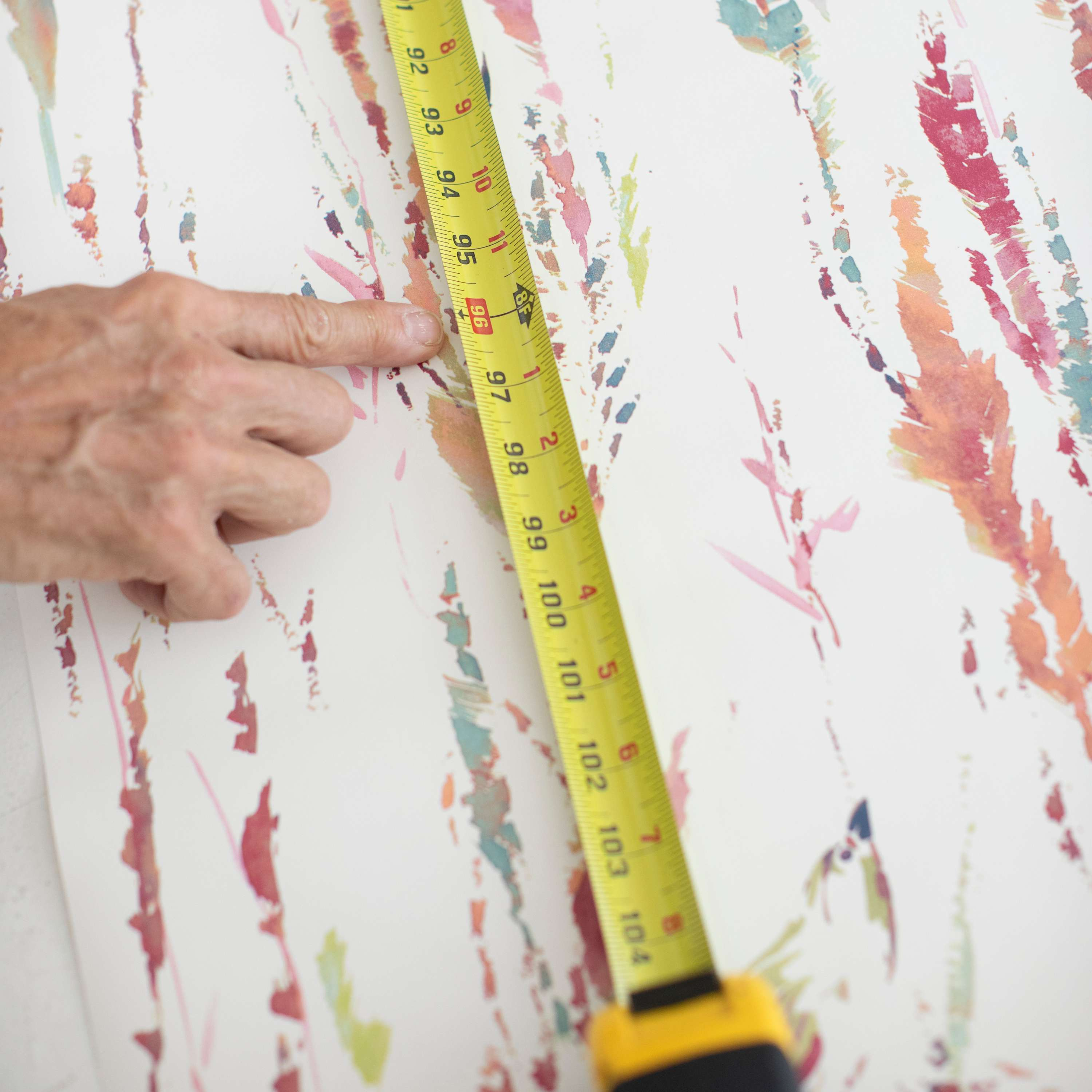 How To Measure And Hang Wallpaper Annie Selke