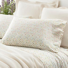 Watercolor Dots Pillowcases (Pair)