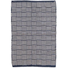 Webber Navy Indoor/Outdoor Rug