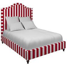 Alex Red Westport Bed