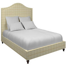 Chatham Tattersall Gold/Natural Westport Bed