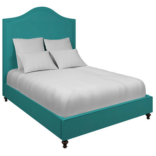 Estate Linen Turquoise Westport Bed
