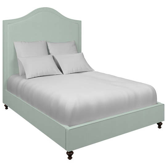 Estate Linen Powder Blue Westport Bed