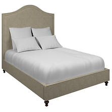 Greylock Grey Westport Bed