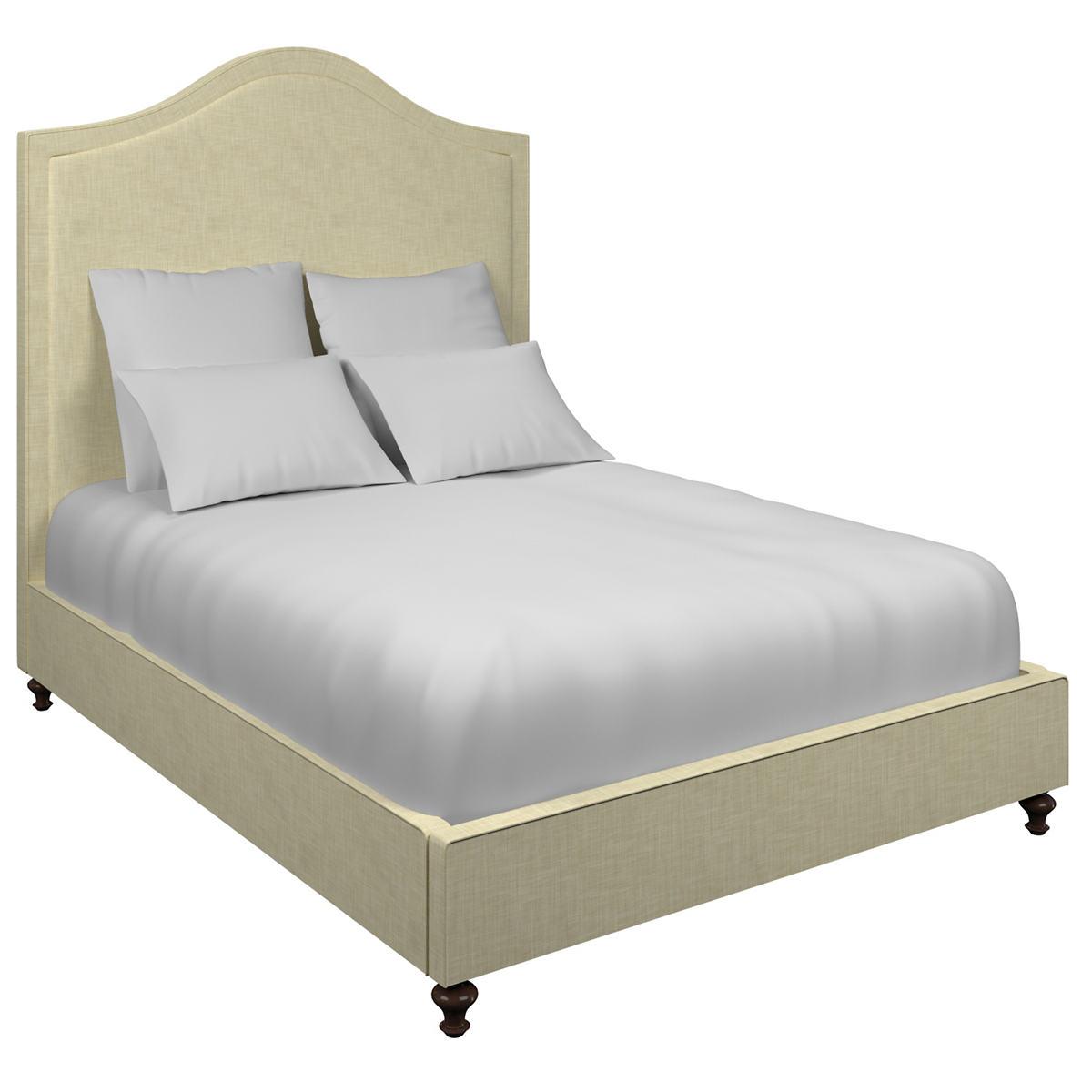 Greylock Ivory Westport Bed