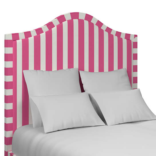 Alex Fuchsia Westport Headboard