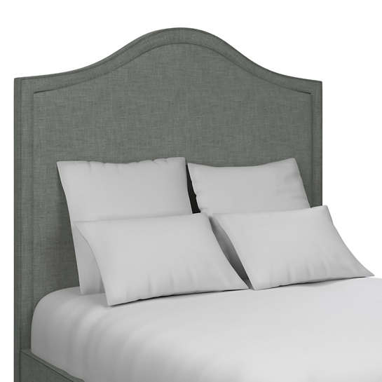 Canvasuede Ocean Westport Headboard