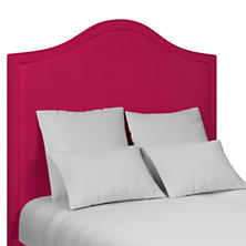 Estate Linen Fuchsia Westport Headboard