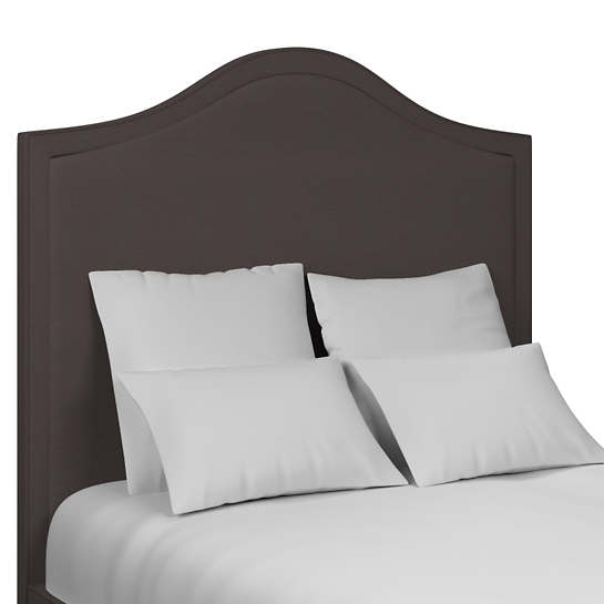 Estate Linen Shale Westport Headboard