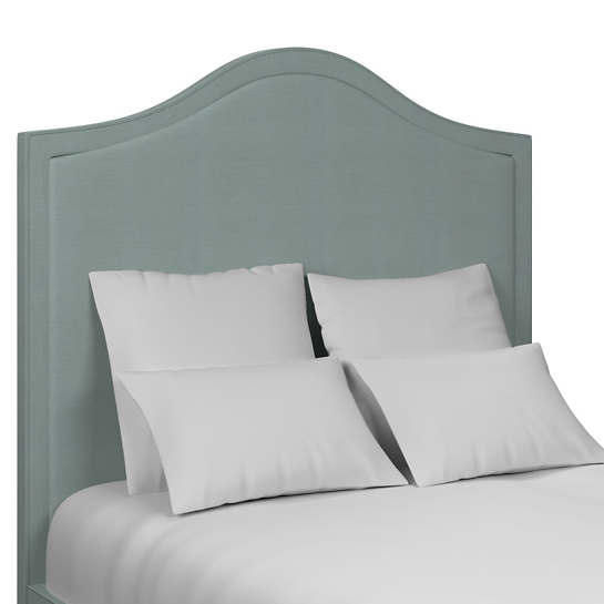 Estate Linen Sky Westport Headboard