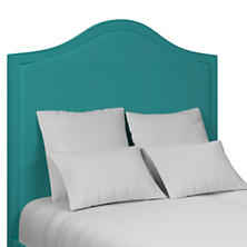 Estate Linen Turquoise Westport Headboard