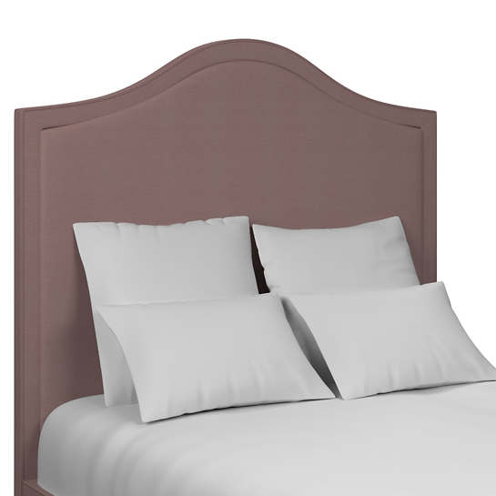 Estate Linen Zinc Westport Headboard